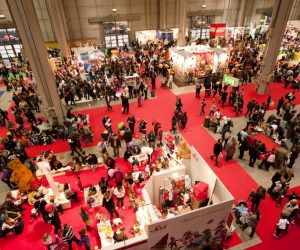 overview of a trade show
