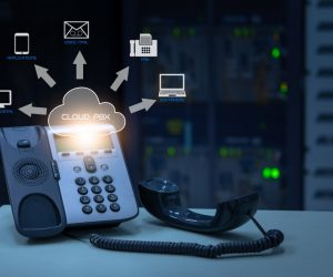 telephone using VoIP services