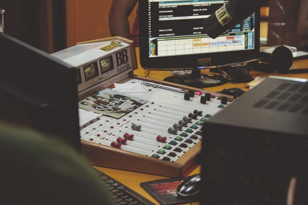 radio broadcast station
